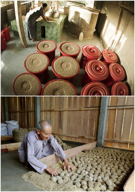 """Đắm say """"nét xưa"""" của làng nghề trăm tuổi Phú Lễ - 4"""
