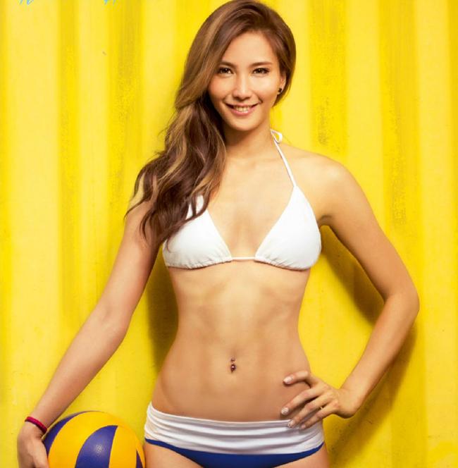 Rachel Anne Daquis sinh ngày 13/12/1987, là VĐV bóng chuyền rất nổi tiếng ở Philippines.
