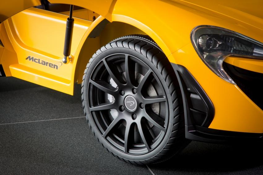 """Ngắm McLaren P1 phiên bản nhí mui trần """"cực chất"""" - 4"""