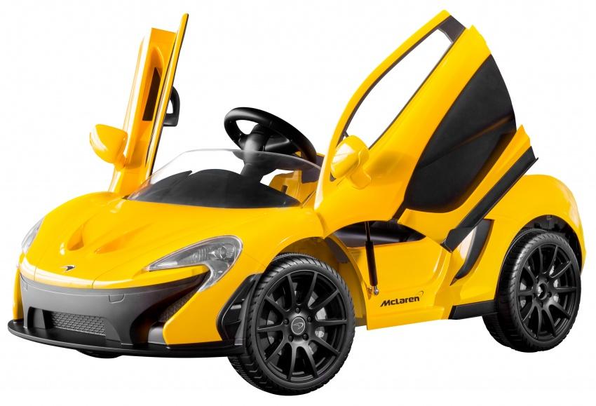 """Ngắm McLaren P1 phiên bản nhí mui trần """"cực chất"""" - 3"""