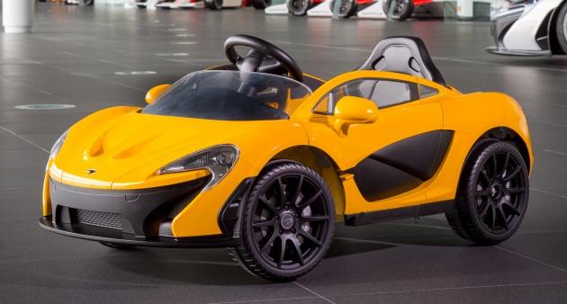 """Ngắm McLaren P1 phiên bản nhí mui trần """"cực chất"""" - 2"""