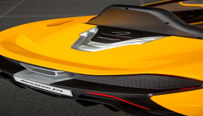 """Ngắm McLaren P1 phiên bản nhí mui trần """"cực chất"""" - 5"""