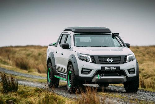 Nissan Navara Enguard: Mẫu bán tải cứu hộ công nghệ cao - 1