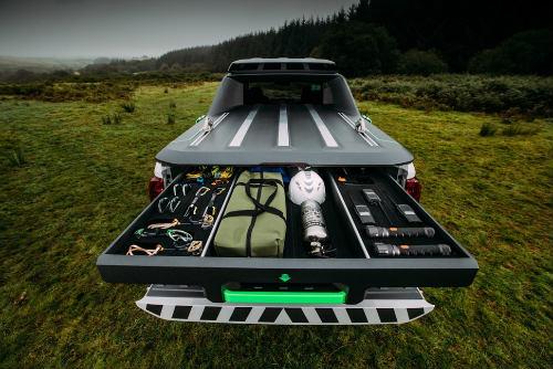 Nissan Navara Enguard: Mẫu bán tải cứu hộ công nghệ cao - 2
