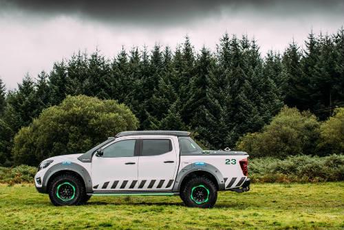 Nissan Navara Enguard: Mẫu bán tải cứu hộ công nghệ cao - 9