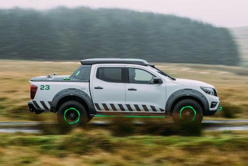 Nissan Navara Enguard: Mẫu bán tải cứu hộ công nghệ cao - 5