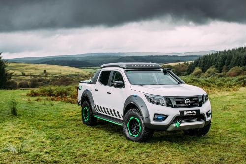 Nissan Navara Enguard: Mẫu bán tải cứu hộ công nghệ cao - 7