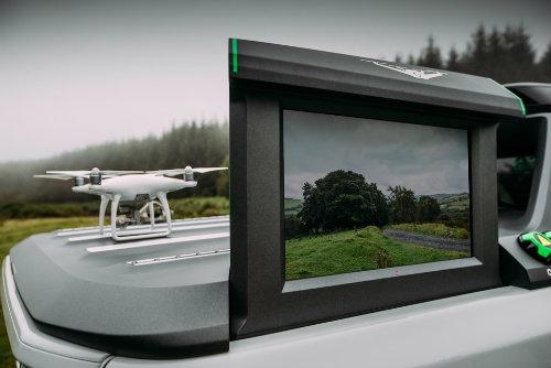 Nissan Navara Enguard: Mẫu bán tải cứu hộ công nghệ cao - 13