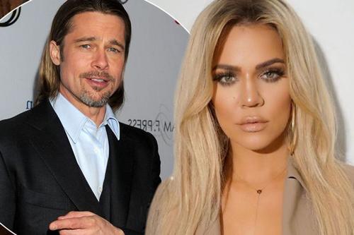 Hơn tuần ly hôn, Brad Pitt được cô đào nóng bỏng tán tỉnh - 1