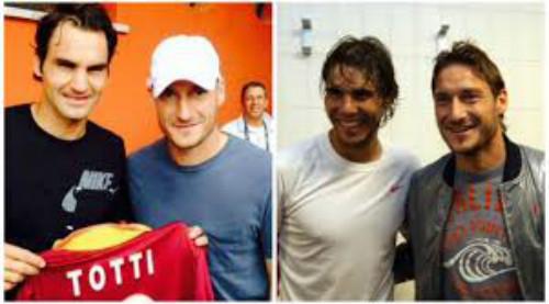 Tin HOT tối 28/9: Totti được Federer, Nadal chúc sinh nhật - 1
