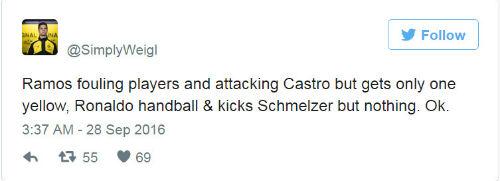 Trả đũa đối thủ, Ronaldo có nguy cơ bị cấm 3 trận - 7