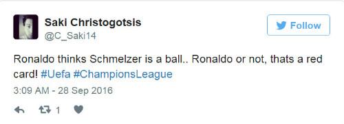 Trả đũa đối thủ, Ronaldo có nguy cơ bị cấm 3 trận - 3