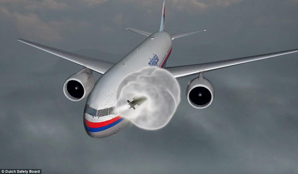 Vũ khí bắn MH17 khiến 298 người chết: Tên lửa Buk của Nga - 1