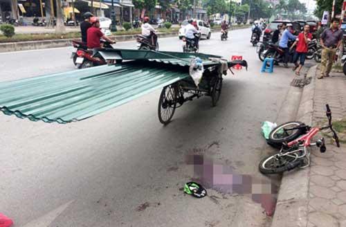 Chủ tịch Hà Nội chỉ đạo xử nghiêm xe chở hàng cồng kềnh - 1