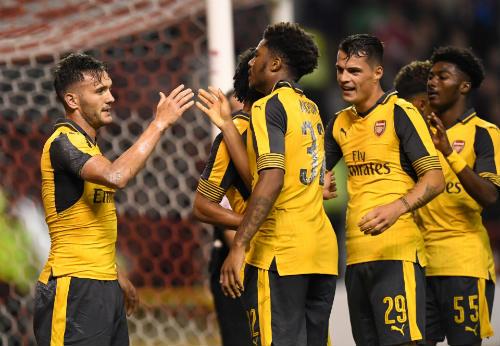 Chi tiết Arsenal - Basel: Bảo toàn thành quả (KT) - 9