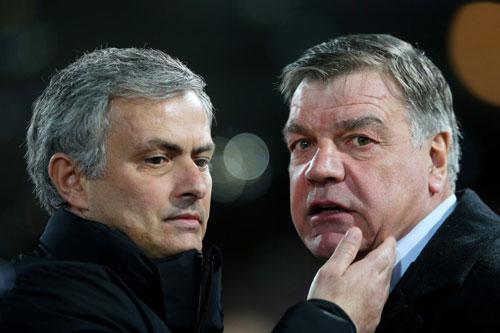Allardyce mất việc, Mourinho tiếc cho đồng nghiệp - 1