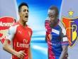 TRỰC TIẾP Arsenal - Basel: Hội ngộ cố nhân