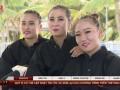 3 hot-girl võ giành Vàng giữa cái nóng đổ lửa ở ABG 5