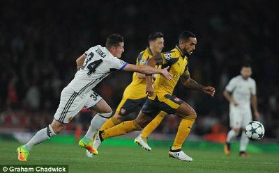 Chi tiết Arsenal - Basel: Bảo toàn thành quả (KT) - 3