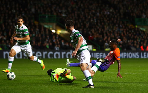 Celtic - Man City: Rượt đuổi 6 bàn tại Glasgow - 1