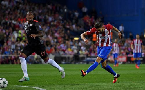 Atletico Madrid - Bayern: Khoảnh khắc xuất thần - 1