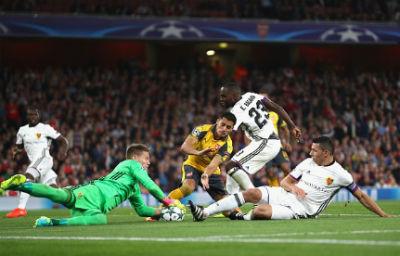 Chi tiết Arsenal - Basel: Bảo toàn thành quả (KT) - 5