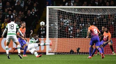 Chi tiết Celtic – Man City: Rượt đuổi kịch tính (KT) - 7