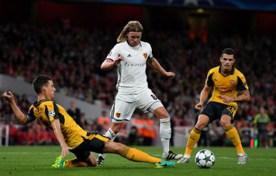 Chi tiết Arsenal - Basel: Bảo toàn thành quả (KT) - 7