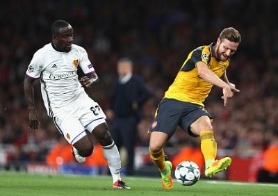 Chi tiết Arsenal - Basel: Bảo toàn thành quả (KT) - 6