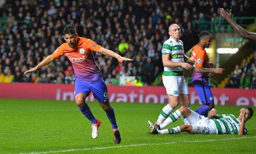 Celtic - Man City: Rượt đuổi 6 bàn tại Glasgow - 2