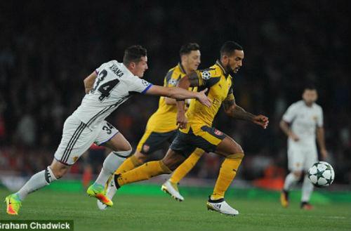 Arsenal - Basel: Đánh nhanh thắng nhanh - 1