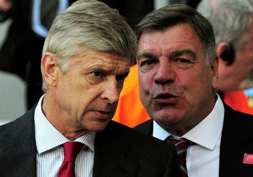 ĐT Anh: Phớt lờ FA, Wenger cam kết gắn bó Arsenal - 1