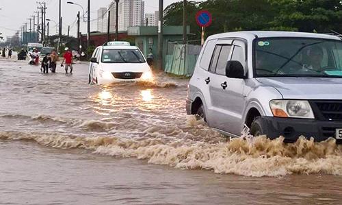 Đâu là nguyên nhân gây ngập TP.HCM mỗi chiều mưa? - 4