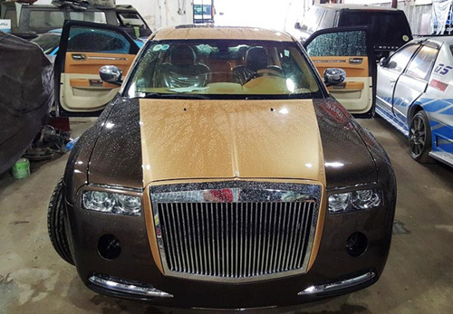"Chiêm ngưỡng Rolls-Royce Oriental Sun ""made in Vietnam"" - 3"