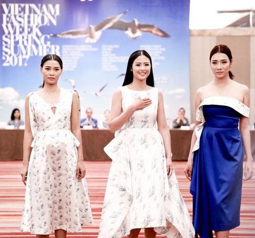 Hé lộ những thiết kế từ Vietnam Fashion Week 2017 - 1