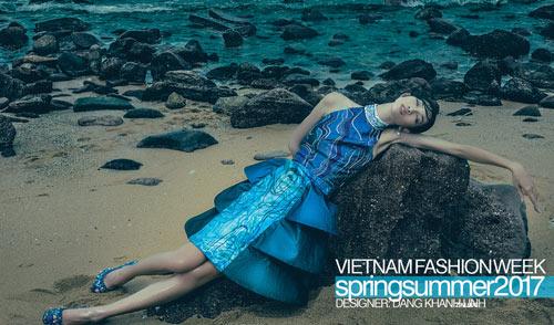 Hé lộ những thiết kế từ Vietnam Fashion Week 2017 - 5