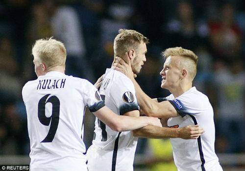 MU - Zorya: Mất Rooney nhưng không thể mất 3 điểm - 2
