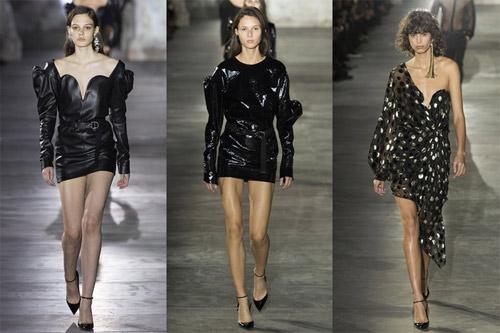 """Dàn chân dài đua nhau """"mặc như không"""" trên sàn Paris - 12"""