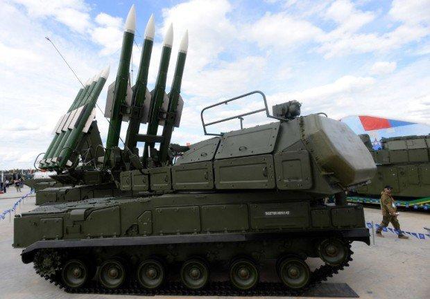 Uy lực đáng sợ của vũ khí bắn MH17 khiến 298 người tử nạn - 1