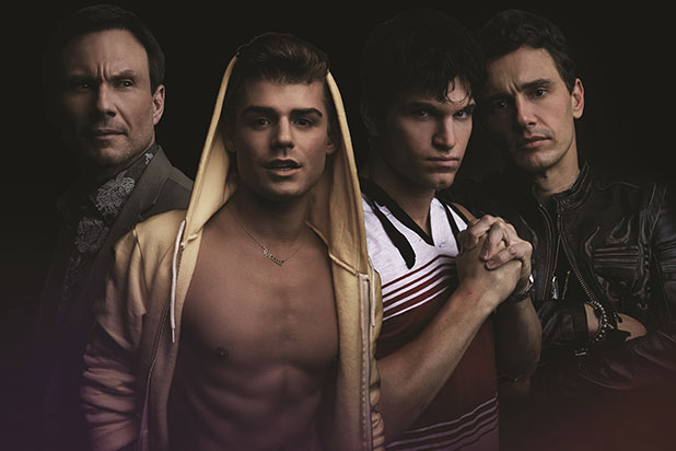 Video hé lộ góc khuất ngành công nghiệp phim đồng tính - 1