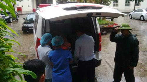 Mẹ con sản phụ ở Quảng Bình tử vong: Đình chỉ kíp mổ - 1