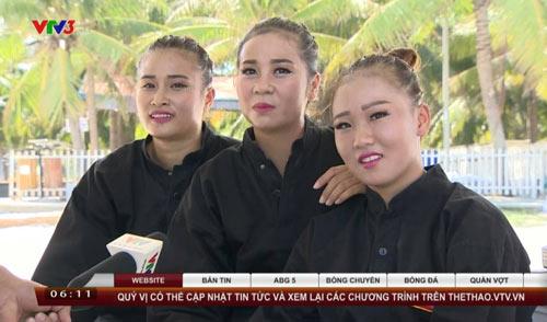 3 hot-girl võ giành Vàng giữa cái nóng đổ lửa ở ABG 5 - 1