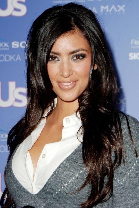 Những mái tóc làm nên tên tuổi Kim Kardashian - 1