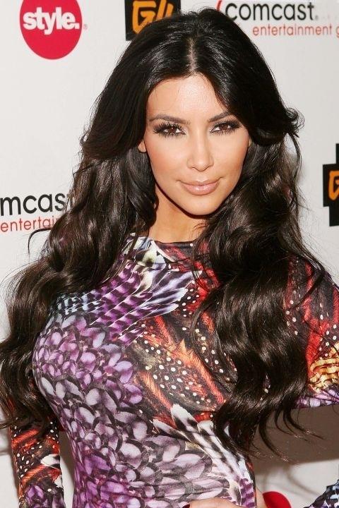 Những mái tóc làm nên tên tuổi Kim Kardashian - 5
