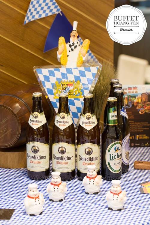 Quá sốc với bia Đức giá gốc tại Octoberfest của Hoàng Yến Buffet Premier - 4