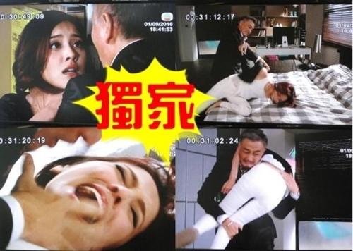Cảnh quay loạn luân của Hoa hậu HK bị chỉ trích kịch liệt - 1