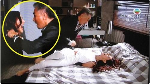 Cảnh quay loạn luân của Hoa hậu HK bị chỉ trích kịch liệt - 2
