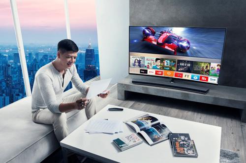 """Samsung đưa kho game giải trí """"đỉnh"""" lên TV - 3"""