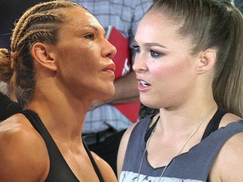 """Nghỉ quá lâu, """"Nữ hoàng UFC"""" bị gọi là đồ hèn - 1"""