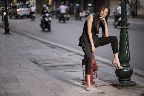 Yến Nhi khoe dáng sexy sau khi hụt cơ hội thi quốc tế - 4